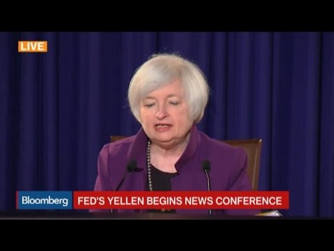 Fed's Yellen: Pace of Job Gains has Picked Up