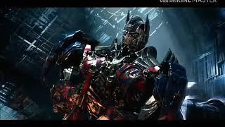 Transformers a era da extinção tribute (batle cry) imagine dragons