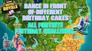 All Clip Of How To Get Fortnite Birthday Cake Bhclip Com