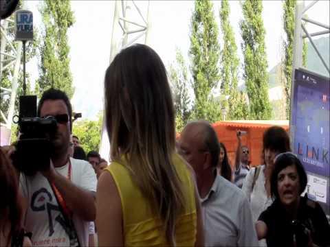 Hilary Swank al Giffoni Film Festival 2011 - www.celebritymania.it