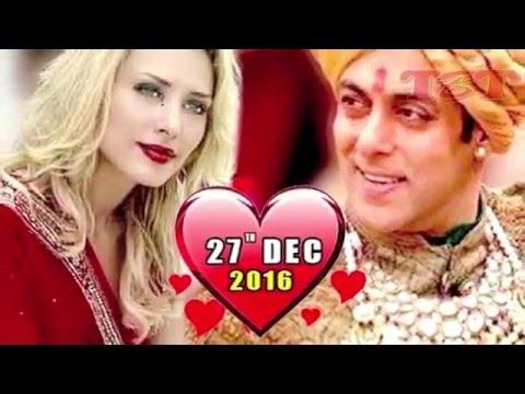 CONFIRMED! Salman Khan To Get Married To Lulia Vantur On His 51st Birthday - Latest Bollywood Gossip