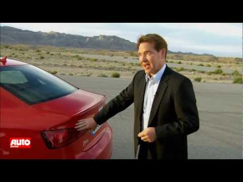 2013 Audi A3 / S3 Limousine - Sneak Preview