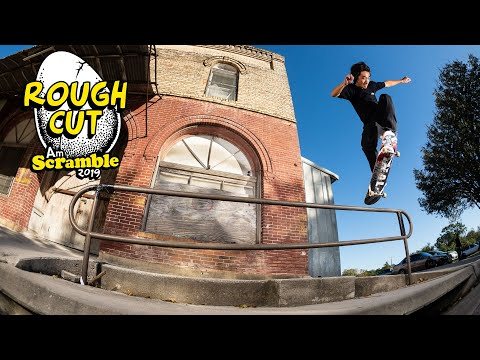 """Rough Cut: Ish, Gage and Dilo's """"Am Scramble"""" Footage"""