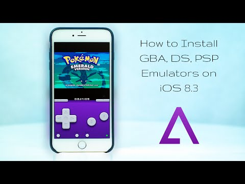 How to get Gameboy Emulators and Super SMASH Bros. on iOS 8.3 & iPhone 6   NO Jailbreak!