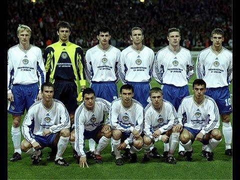 Великие победы: звездное Динамо 1999 года