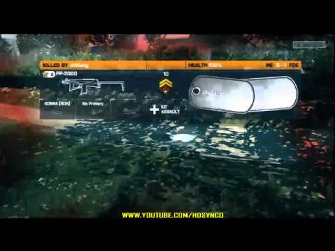Battlefield 3 Open Beta Gameplay [PS3] [HD]