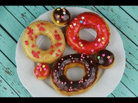 Как сделать пончики на дому