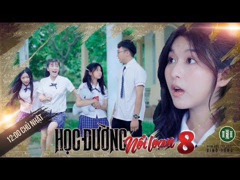 PHIM CẤP 3 - Phần 8 : Tập 04 | Phim Học Sinh Giang Hồ 2018 | Ginô Tống, Kim Chi, Lục Anh