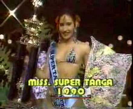 Super Sabados Miss Tanga 1990- Television Boricua