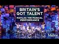 Matilda The Musical perform on Britains Got Talent 2018