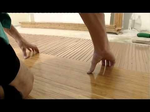 Bamboozle bamboo flooring on Home in WA