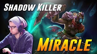 Miracle Bounty Hunter [Shadow Killer] - Dota 2 Pro MMR Gameplay