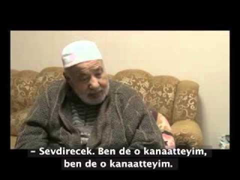 Salih Özcan: 'Üstad bana dedi ki, Hz. Mehdi (as) Risale-i Nur'u bir program olarak tatbik edecek
