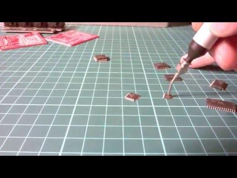 DIY SMD Vacuum Placer Pen