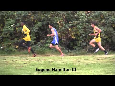 Eugene Hamilton III, Sets Course Record @ Hayward High School