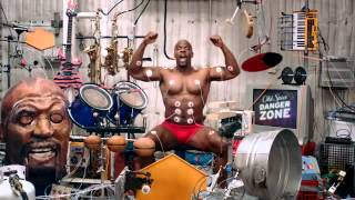 Amazing 1 One Man Multi Band Muscle Power Music Player