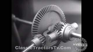 See How A Tractor Differential Works! Classic Tractor Fever