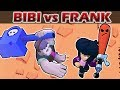 BIBI Vs FRANK | 1 Vs 1 | 18 Pruebas