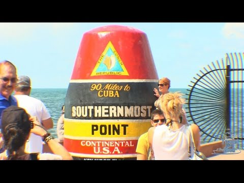 Take A Ride On Key West's Little Conch Train - Episode 268