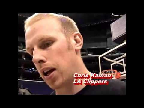 Chris Kaman Joins The LA Lakers
