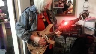 Jennifer Batten Musicafe Rock schoolers Beat it