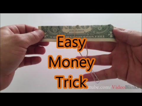 [Easy Money Trick] Video