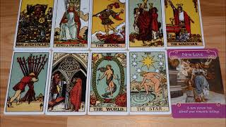 """""""New Love"""" Virgo January 2019  Soulmate/ Twinflame. Love Tarot Reading"""