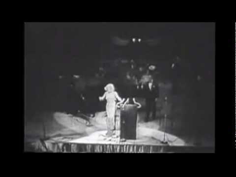 Happy Birthday Mr President - Marilyn Monroe