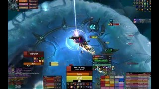 Paragon VS Lich King 25 Hardmode Part 3 of 3