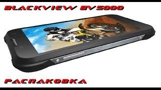 Blackview BV5000 Защищенный 4G смартфон с супер батареей