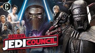 Is It a Good Idea The Knights of Ren Won't Show Their Faces in Episode 9? - Jedi Council