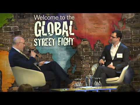 Global Street Fight 2015 - Keynote with IBT Media Co-Founder & CEO