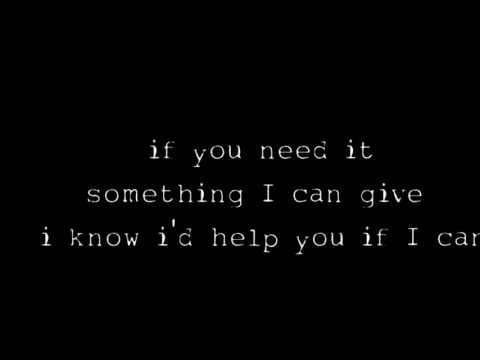 Oasis - Sad Song lyrics - YouTube Sad Song Youtube