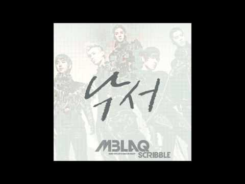 MBLAQ - Scribble Official (New Single)