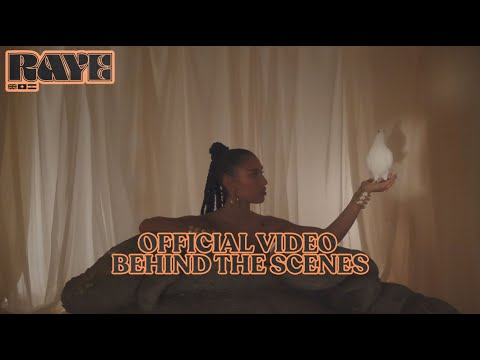 Raye - Love Me Again ( Official Video Behind The Scenes)