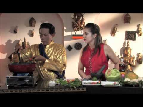 Comida Tailandesa: Ensalada de Vermicelli (Yam Woon Sen)