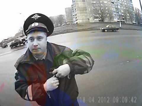 Разговор с инспектором ГИБДД г.Саранска