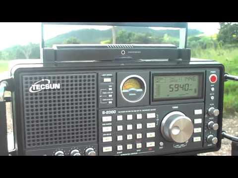 5940 khz Radio Voz Missionária , Camboriu , Santa Catarina , Brazil reiceved 1.823 KM
