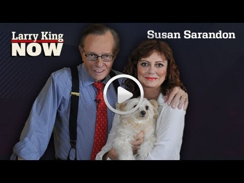 Susan Sarandon Discusses Political Activism On