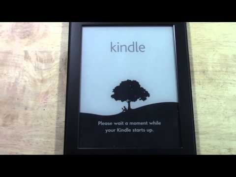 Kindle Paperwhite - How to Reset Back to Factory Settings​​​ | H2TechVideos​​​