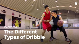 Different Dribbling Techniques | Basketball