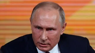 Beijing teaches Seoul crisis control | Pictures Putin draws in press conference