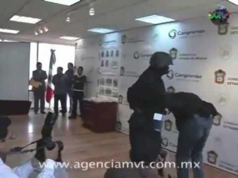 Colonia Vicente Villada: Extorsi�n A Propietario De Sal�n De Fiestas, Ciudad Nezahualc�yotl.