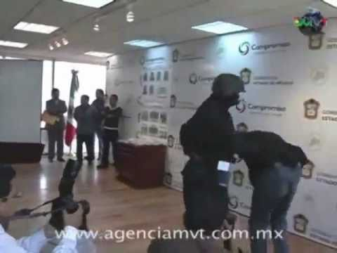 Colonia Vicente Villada: Extorsión a propietario de salón de fiestas, Ciudad Nezahualcóyotl.