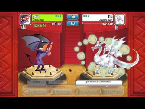 Dragon City Weakness of All Dragons Dragon City Bat Dragon vs