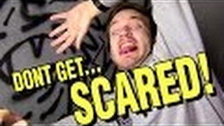 PewDiePie | TRY NOT TO GET SCARED CHALLENGE!!