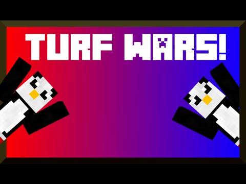 Minecraft: Turf Wars!