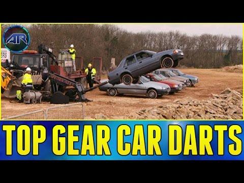 Top Gear Car Darts Recreating Top Gear Car Darts