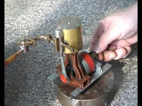 Самодельные паровые двигатели своими руками