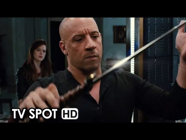 THE LAST WITCH HUNTER ft. Vin Diesel - TV Spot 'Powerful' (2015) HD